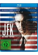 JFK - Tatort Dallas Blu-ray-Cover