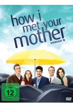 How I met your mother - Season 8  [3 DVDs] DVD-Cover