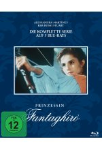 Prinzessin Fantaghiro - Box  [5 BRs] Blu-ray-Cover