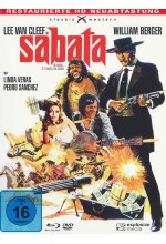 Sabata  (+ 2 DVDs) Blu-ray-Cover