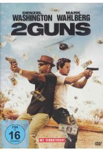 2 Guns DVD-Cover
