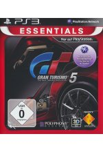 Gran Turismo 5  [Essentials] Cover