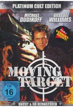 Moving Target - Uncut DVD-Cover