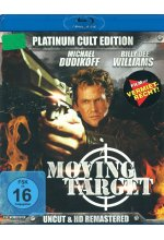 Moving Target - Uncut Blu-ray-Cover