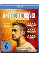 Only God Forgives - Uncut Edition Blu-ray-Cover