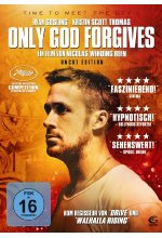 Only God Forgives - Uncut Edition DVD-Cover