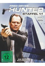 Hunter - Staffel 1.1  [3 DVDs] DVD-Cover