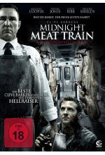Clive Barker's Midnight Meat Train DVD-Cover