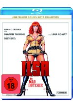 Ilsa - The Mad Butcher - Uncut/Goya Collection Blu-ray-Cover
