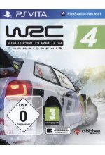 WRC 4 - World Rally Championship Cover