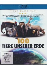 100 Tiere unserer Erde Blu-ray-Cover