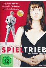 Spieltrieb DVD-Cover