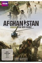 Afghanistan - Videos von der Front DVD-Cover