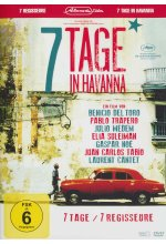 7 Tage in Havanna DVD-Cover