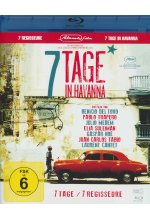 7 Tage in Havanna Blu-ray-Cover