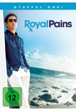Royal Pains - Staffel 3  [4 DVDs] DVD-Cover