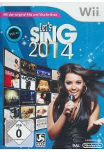Let's Sing 2014 Cover