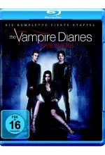 The Vampire Diaries - Staffel 4  [4 BRs] Blu-ray-Cover