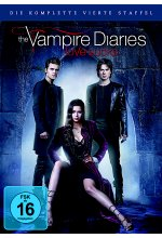 The Vampire Diaries - St. 4  [5 DVDs] DVD-Cover