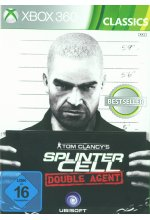 Splinter Cell - Double Agent (Tom Clancy)  [XBC] Cover