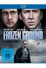 Frozen Ground Blu-ray-Cover