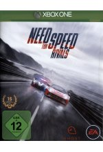 Need for Speed Rivals Cover
