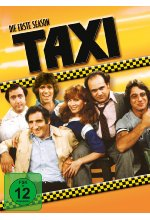 Taxi - Staffel 1  [4 DVDs] DVD-Cover