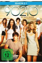 90210 - Season 2.1  [3 DVDs] DVD-Cover