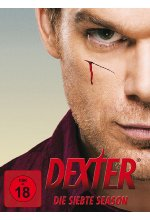 Dexter - Die siebte Season  [4 DVDs] DVD-Cover