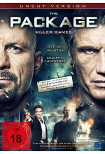 The Package - Killer Games - Uncut Version DVD-Cover