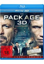The Package - Killer Games - Uncut Version  (inkl. 2D-Version) Blu-ray 3D-Cover