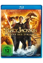 Percy Jackson - Im Bann des Zyklopen Blu-ray-Cover
