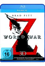 World War Z Blu-ray 3D-Cover