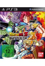 Dragonball Z - Battle of Z (Day 1 Edition) Cover