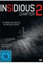 Insidious: Chapter 2 DVD-Cover