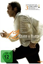 12 Years a Slave DVD-Cover