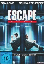 Escape Plan DVD-Cover