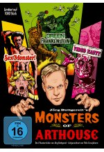 Monsters of Arthouse  [LE] DVD-Cover