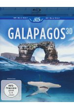 Galapagos 3D  (inkl. 2D-Version) Blu-ray 3D-Cover