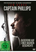 Captain Phillips DVD-Cover
