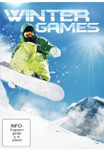 Winter Games DVD-Cover