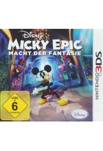 Disney Micky Epic - Macht der Fantasie  [SWP] Cover
