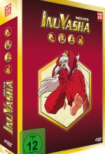 InuYasha - Movie Box  [4 DVDs] DVD-Cover