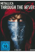 Metallica - Through The Never  [2 DVDs] DVD-Cover