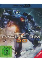 Pacific Rim Blu-ray 3D-Cover