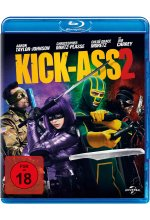 Kick-Ass 2 Blu-ray-Cover