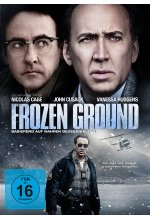 Frozen Ground DVD-Cover