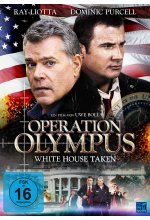 Operation Olympus - White House Taken DVD-Cover