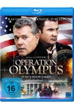 Operation Olympus - White House Taken Blu-ray-Cover