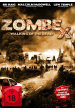 ZombeX - Walking of the Dead DVD-Cover